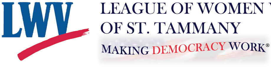 League of Women Voters of St. Tammany